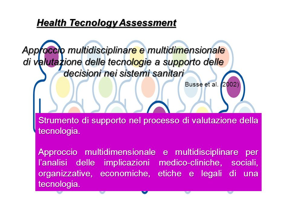 Health Tecnology Assessment