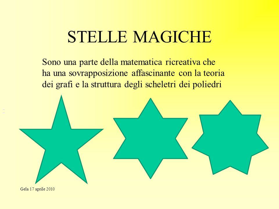 STELLE MAGICHE