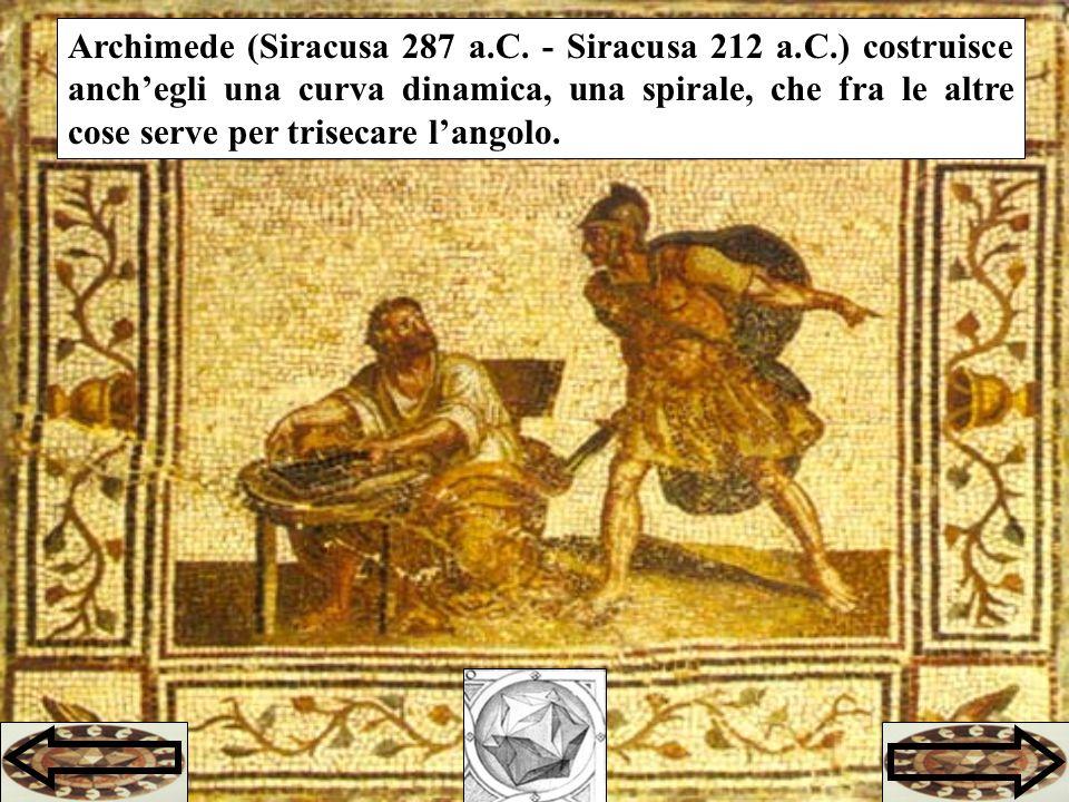 Archimede (Siracusa 287 a. C. - Siracusa 212 a. C