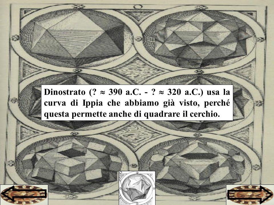 Dinostrato (.  390 a.C. - .