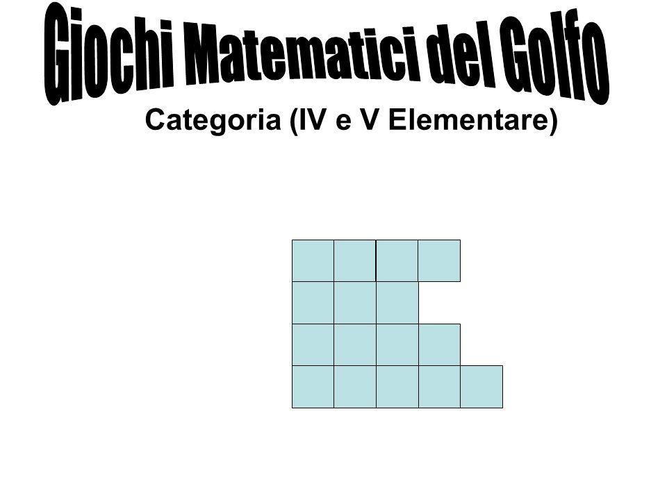 Categoria (IV e V Elementare)
