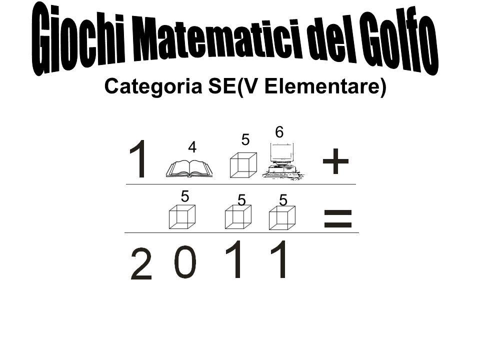 Categoria SE(V Elementare)