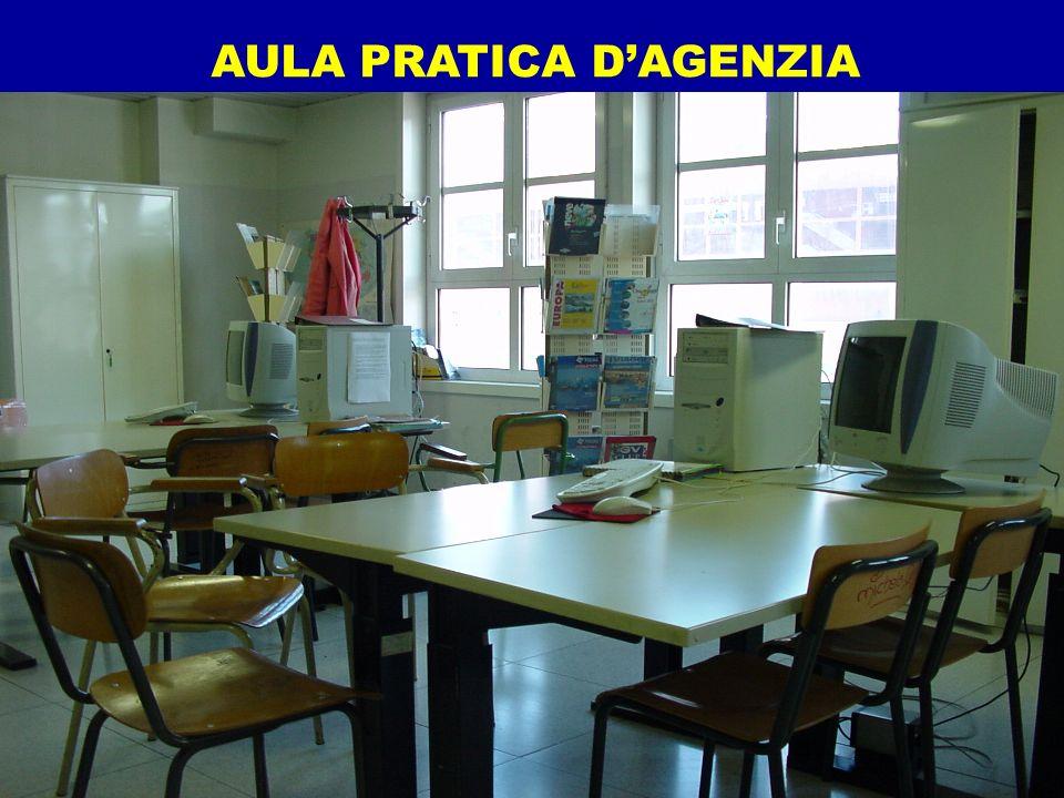 AULA PRATICA D'AGENZIA