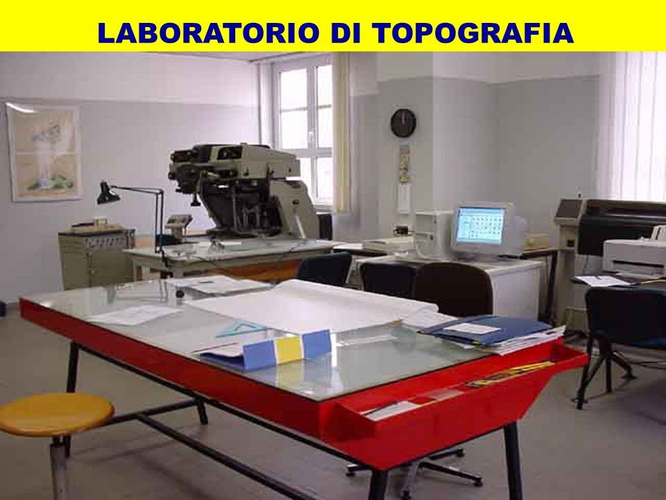 LABORATORIO DI TOPOGRAFIA