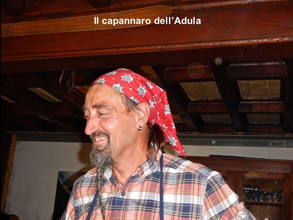 Il capannaro dell'Adula