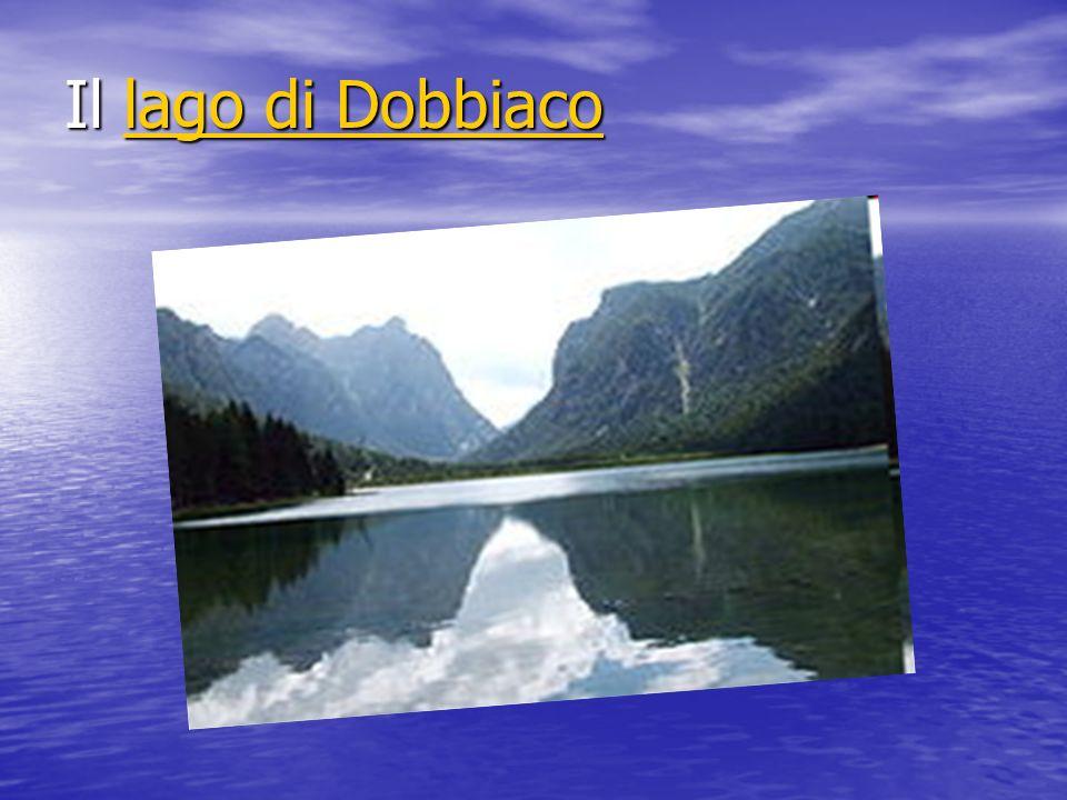 Il lago di Dobbiaco