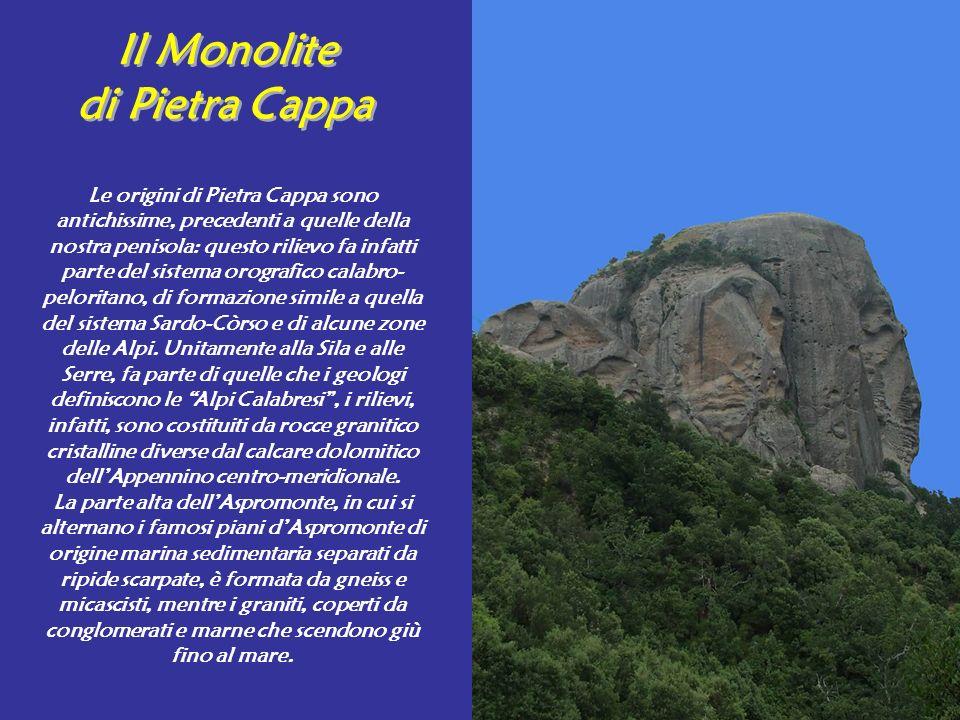 Il Monolite di Pietra Cappa