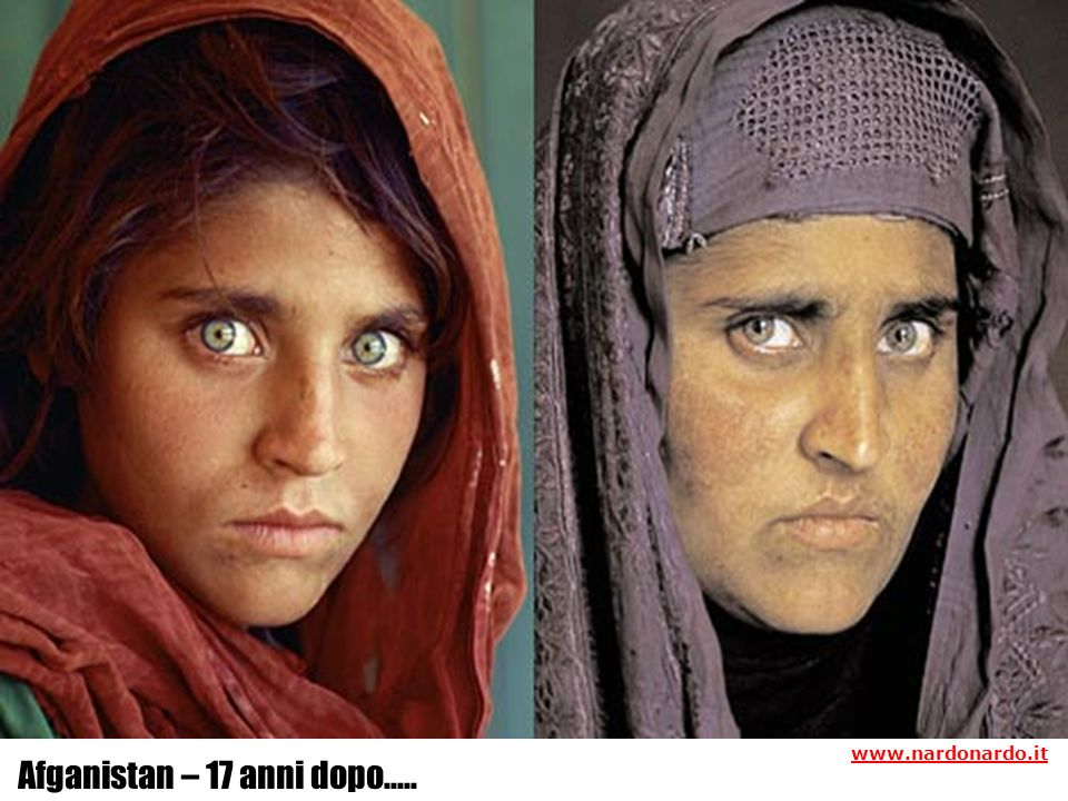 www.nardonardo.it Afganistan – 17 anni dopo.....