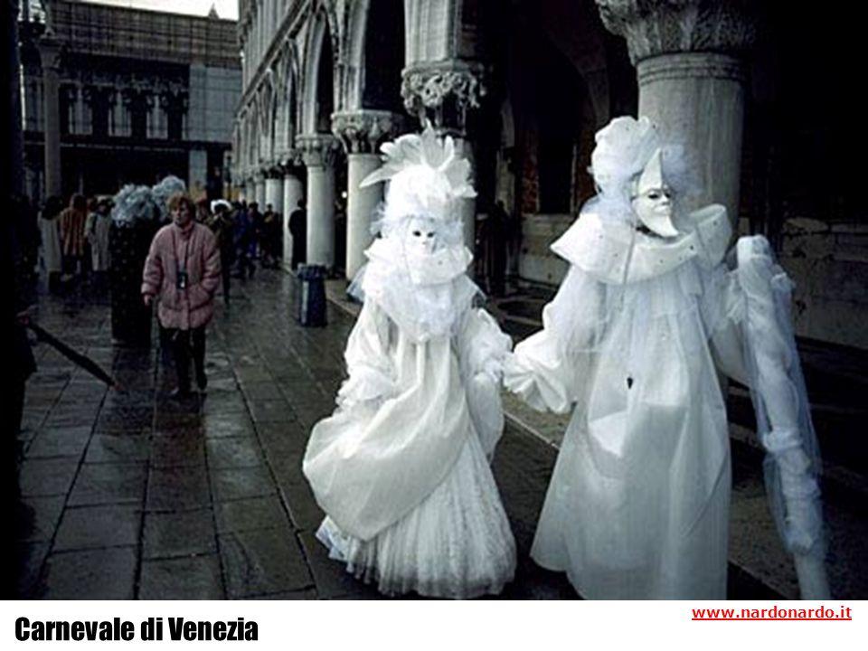 www.nardonardo.it Carnevale di Venezia