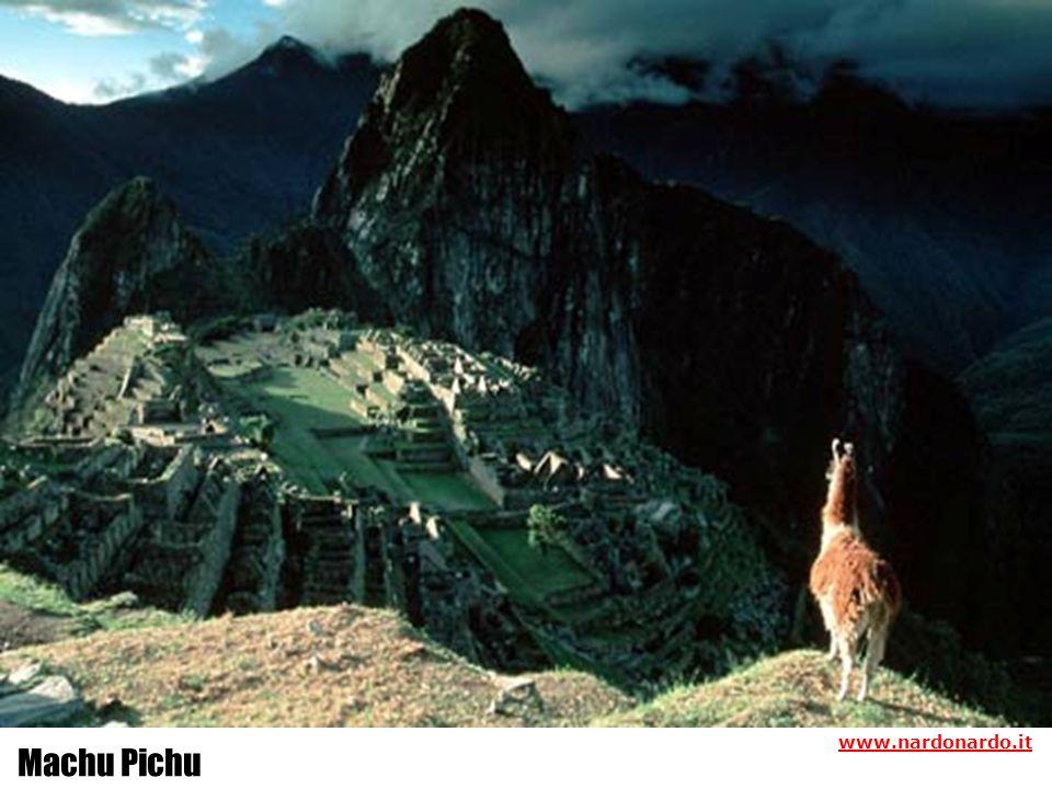 www.nardonardo.it Machu Pichu