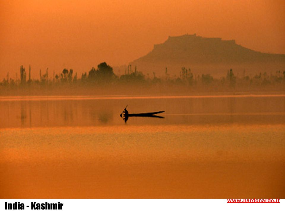 www.nardonardo.it India - Kashmir