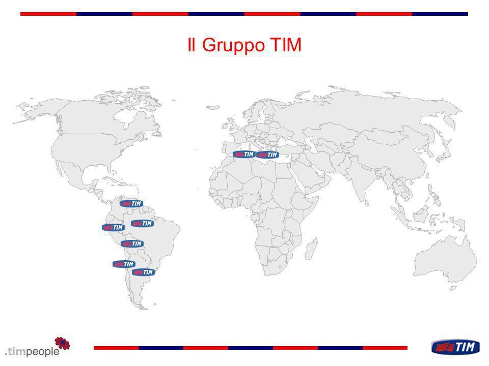 Il Gruppo TIM