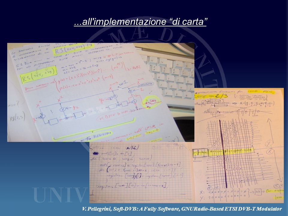 ...all implementazione di carta