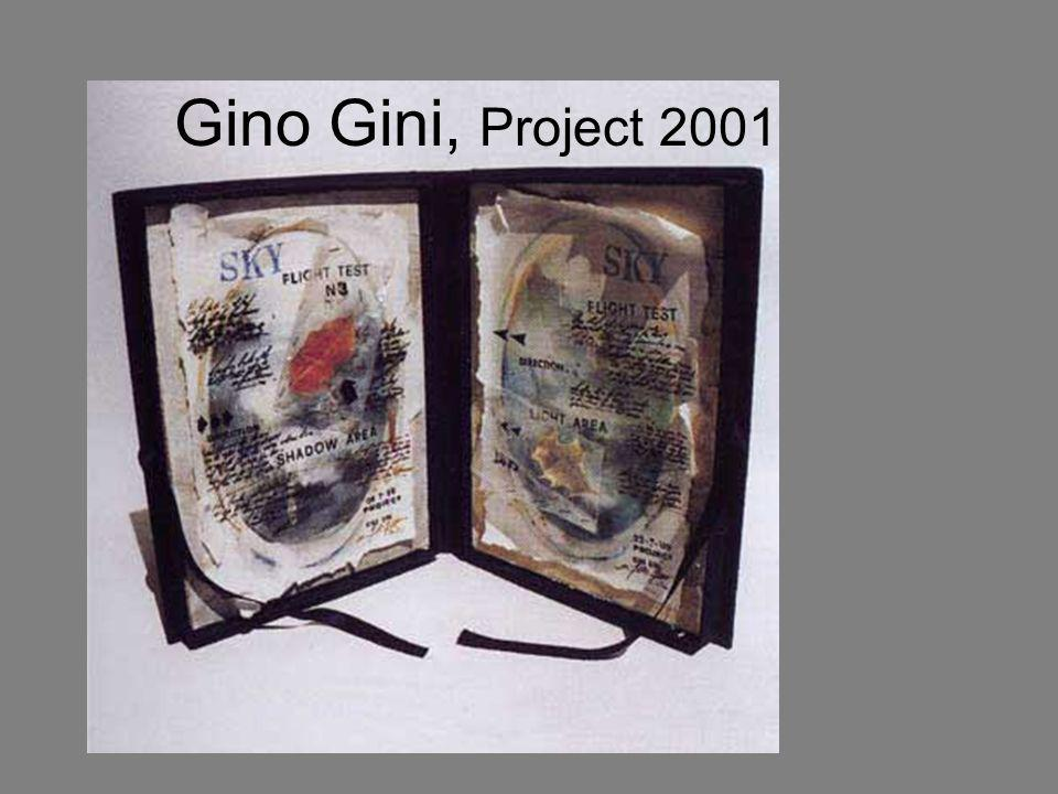 Gino Gini, Project 2001