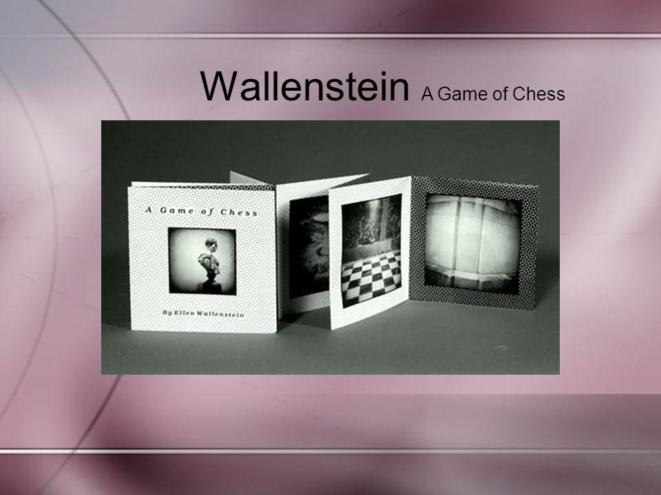 Wallenstein A Game of Chess