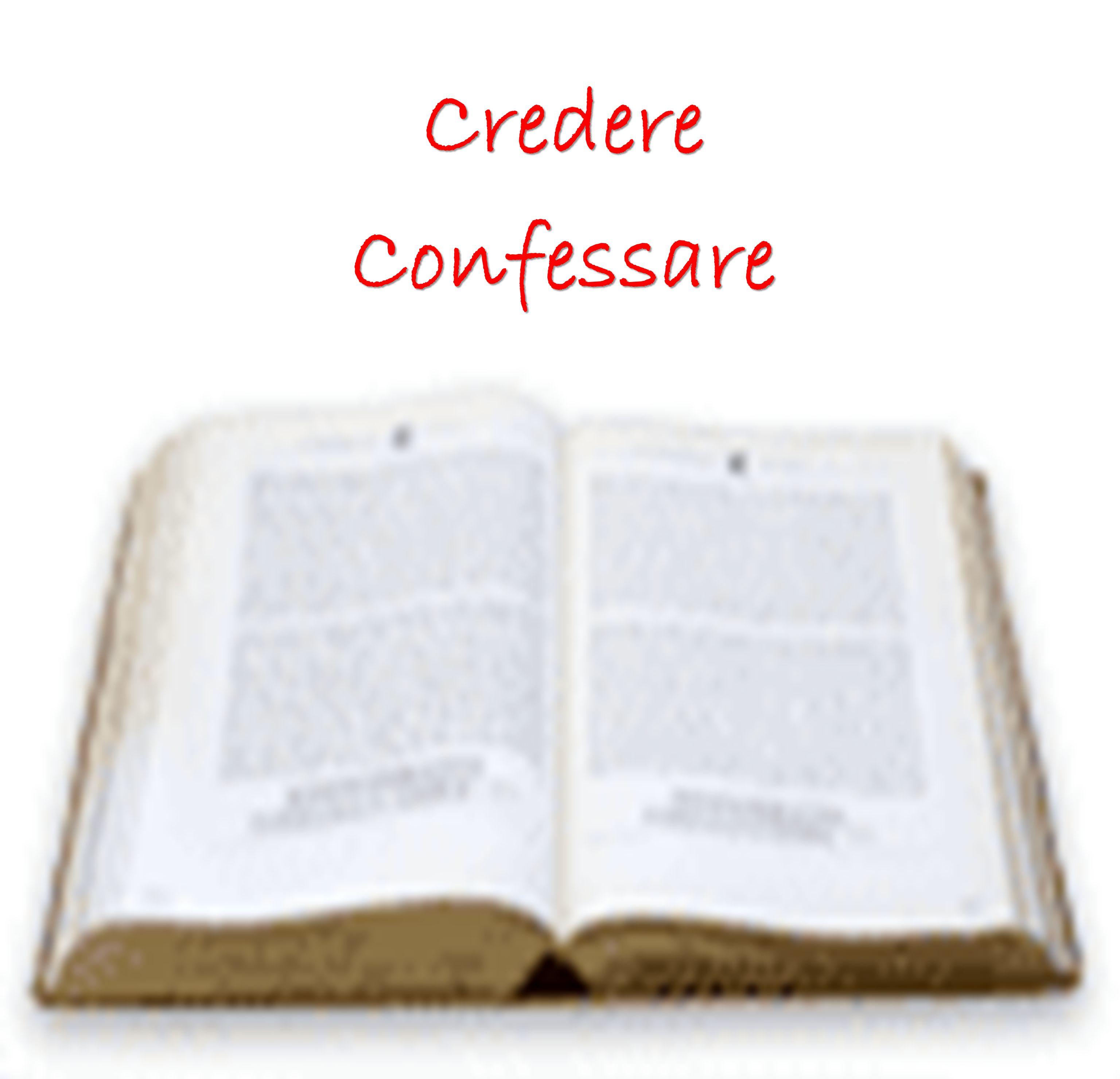Credere Confessare