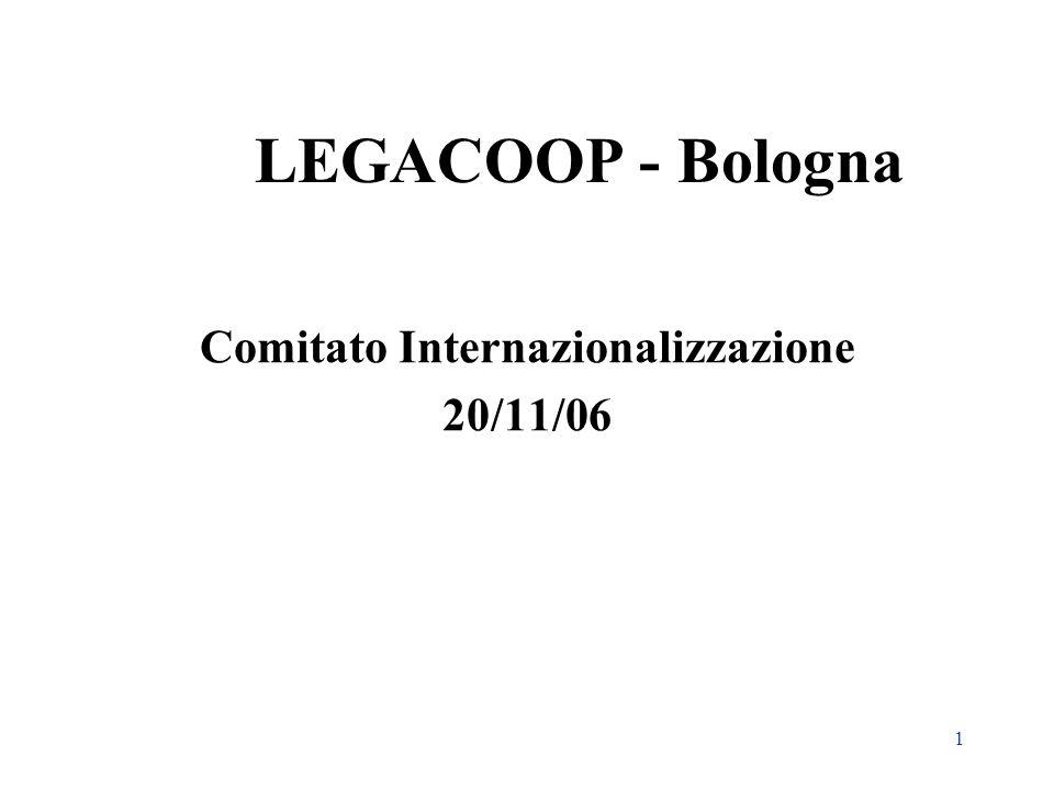 Comitato Internazionalizzazione
