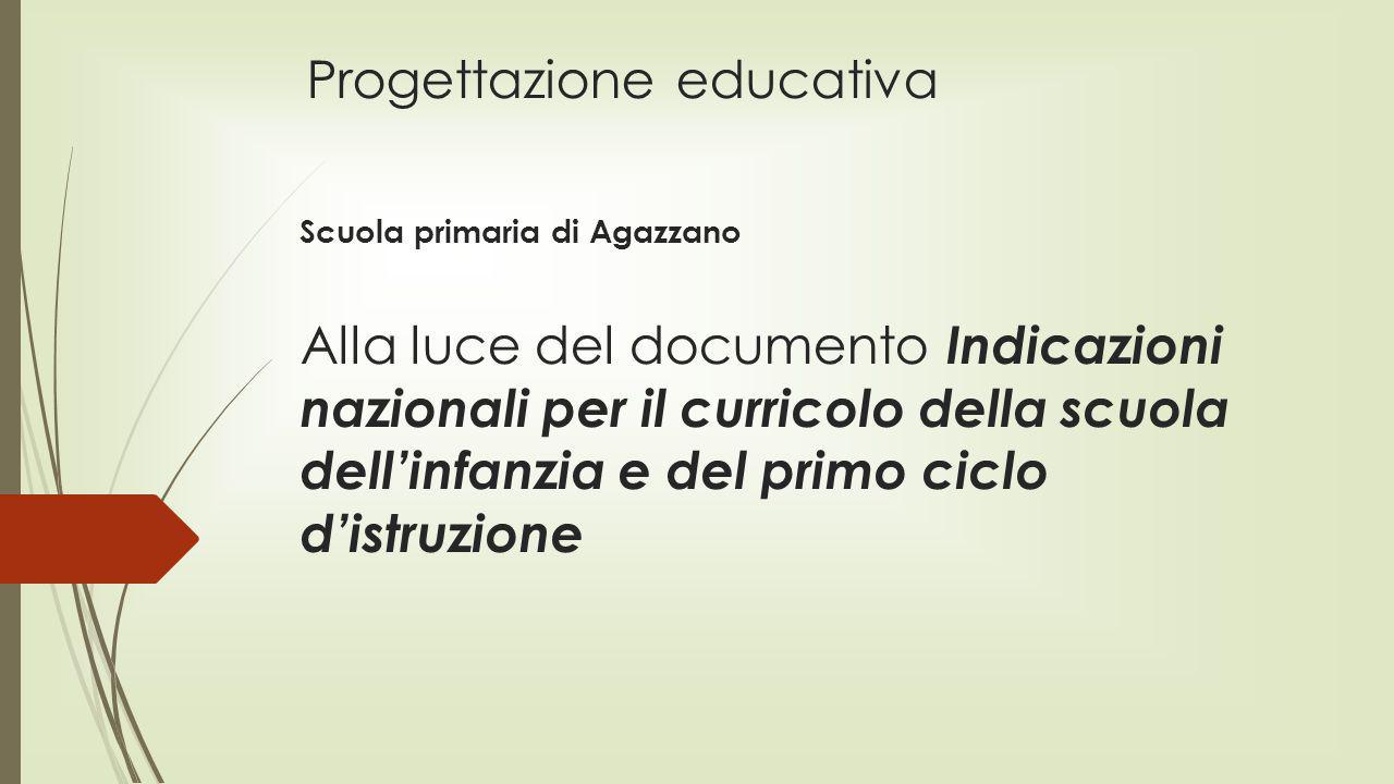 Progettazione educativa