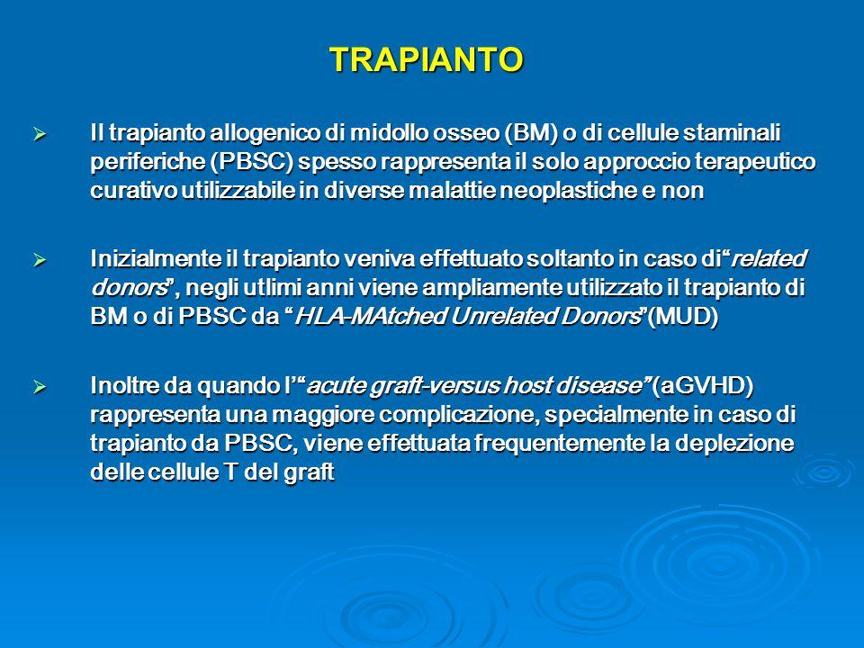 TRAPIANTO