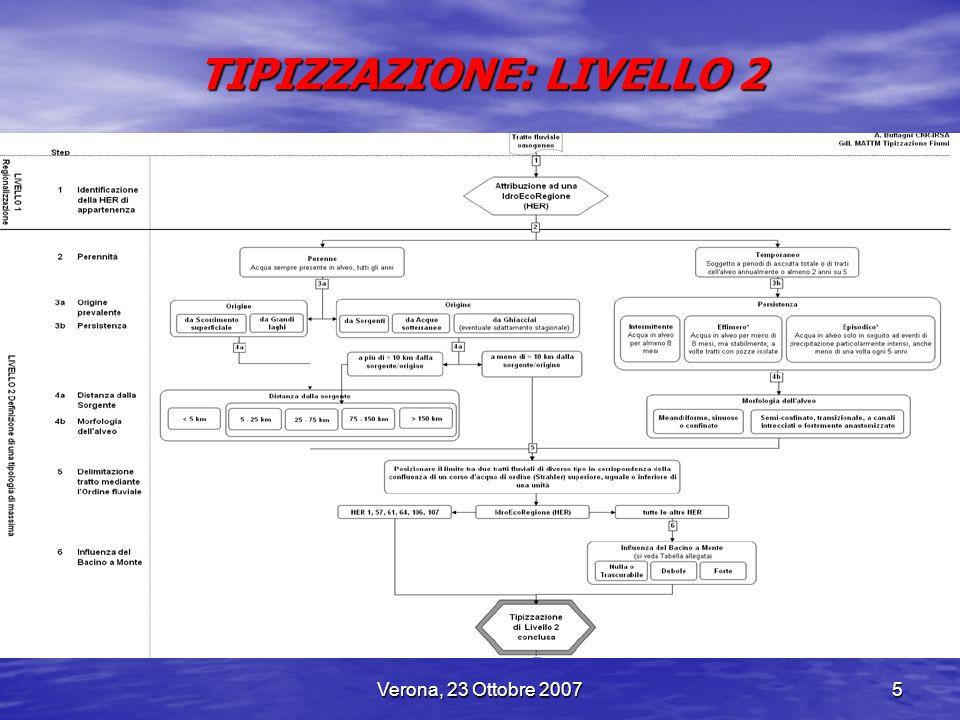 TIPIZZAZIONE: LIVELLO 2