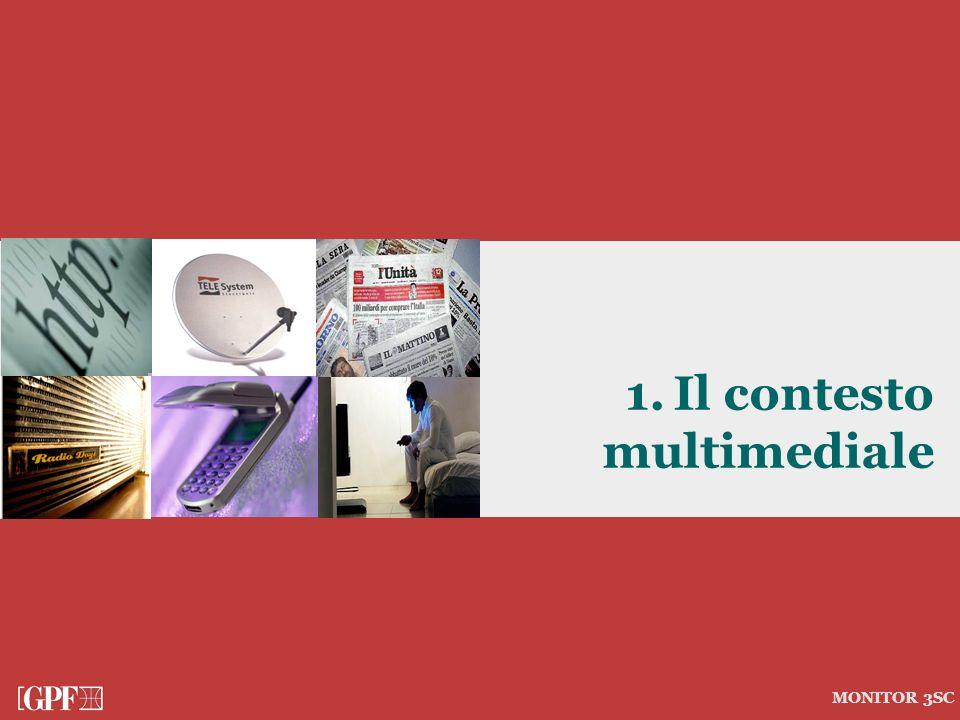 Il contesto multimediale MONITOR 3SC