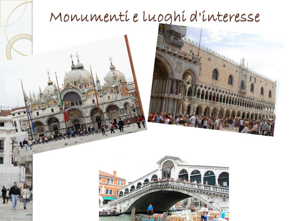 Monumenti e luoghi d interesse