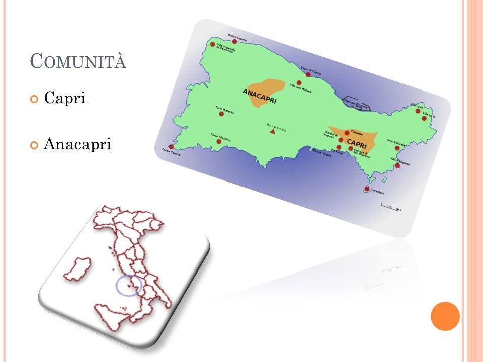 Comunità Capri Anacapri