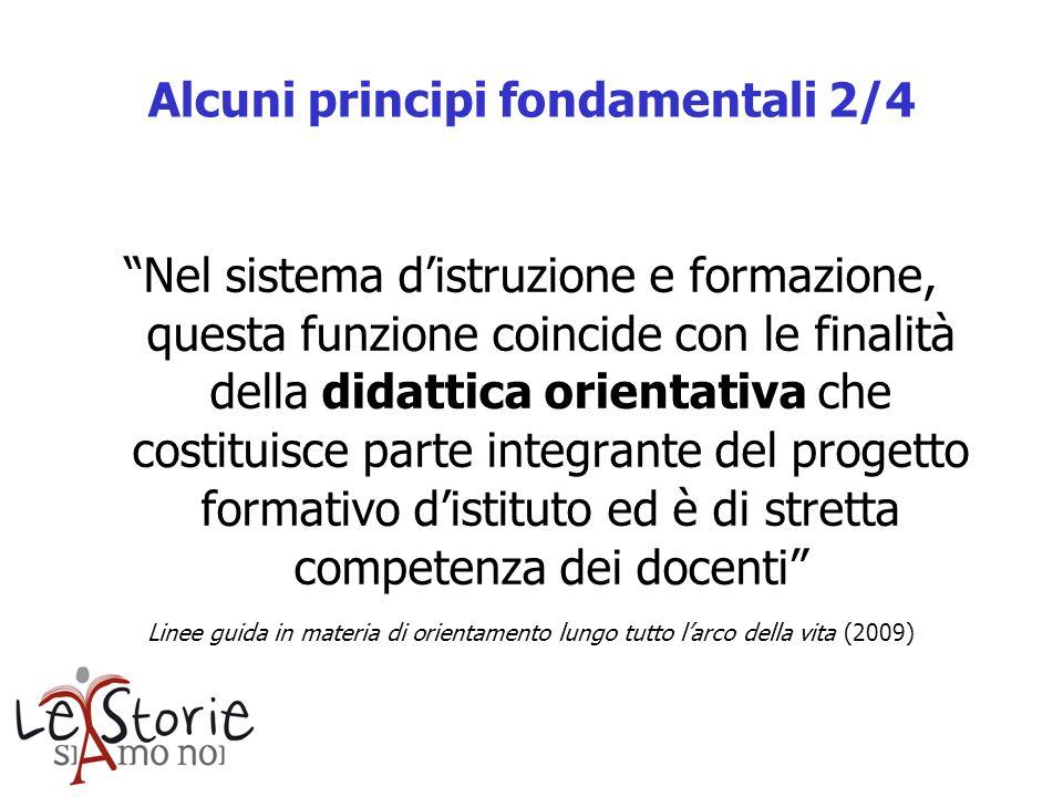 Alcuni principi fondamentali 2/4