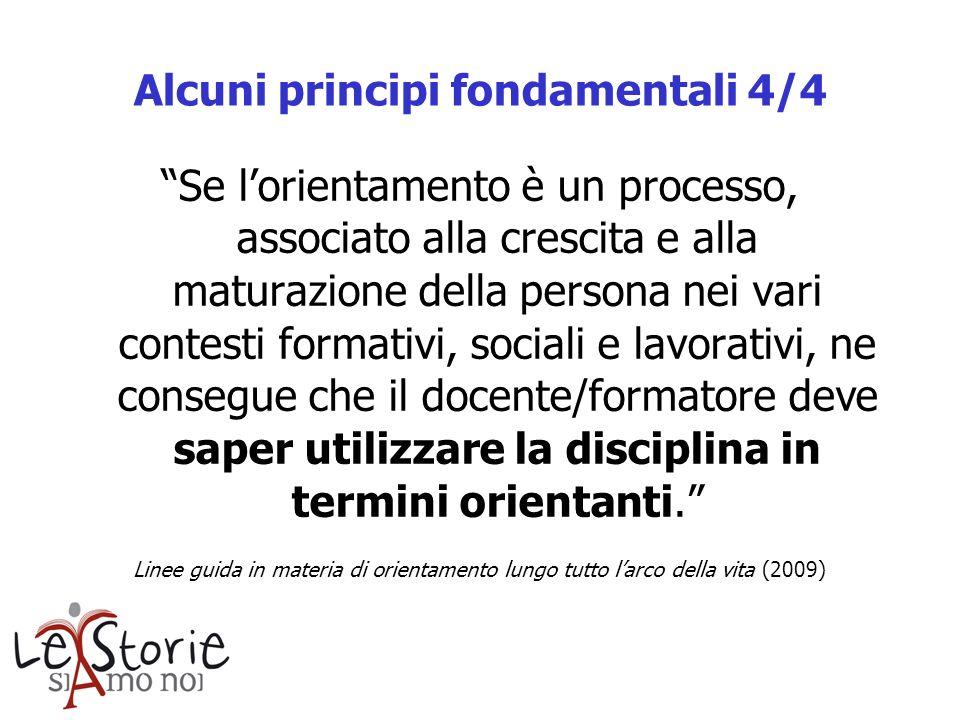 Alcuni principi fondamentali 4/4