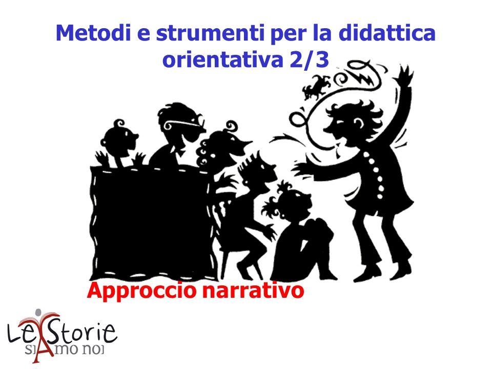 Metodi e strumenti per la didattica orientativa 2/3