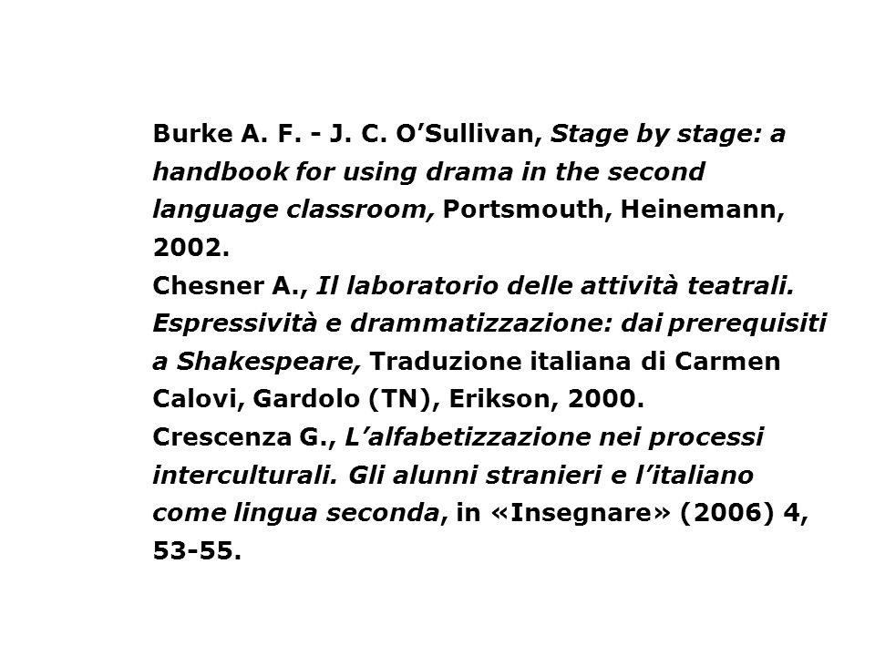Burke A. F. - J. C.