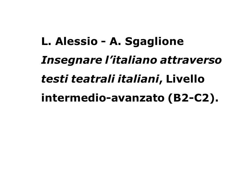 L. Alessio - A.