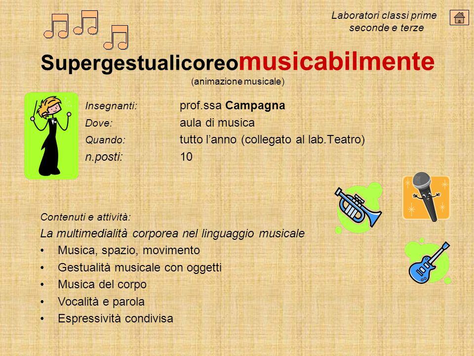 Supergestualicoreomusicabilmente (animazione musicale)