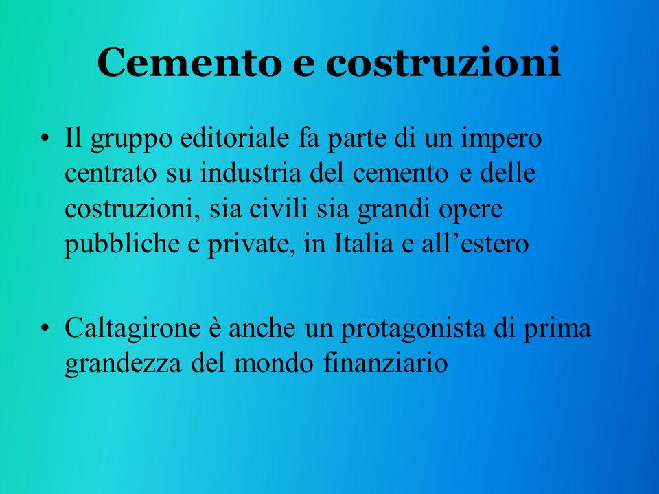 Cemento e costruzioni