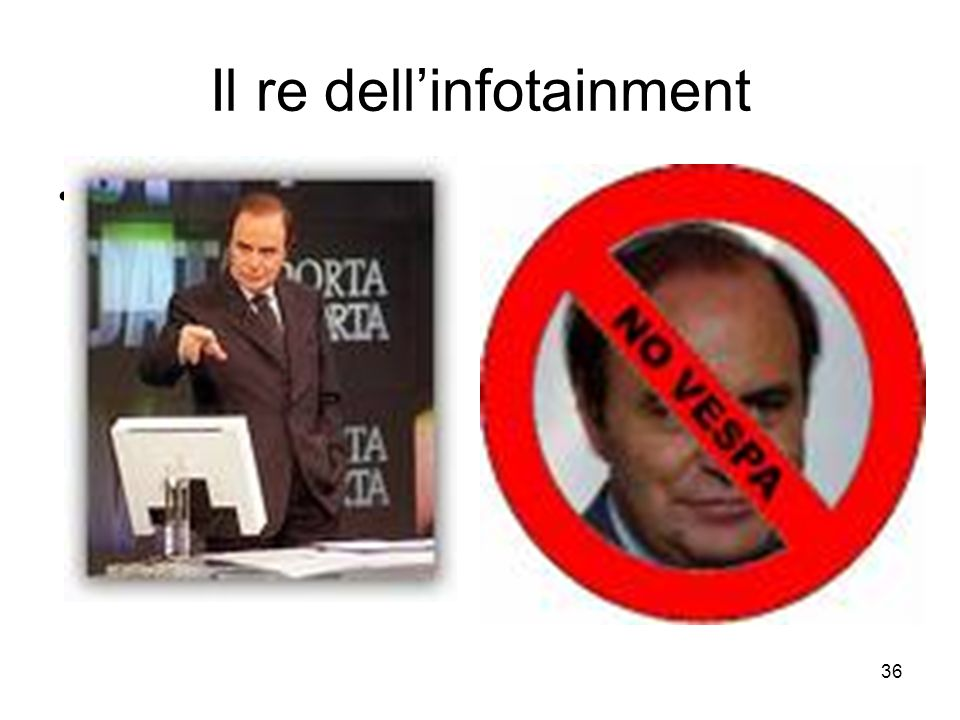 Il re dell'infotainment