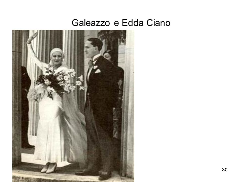 Galeazzo e Edda Ciano 30