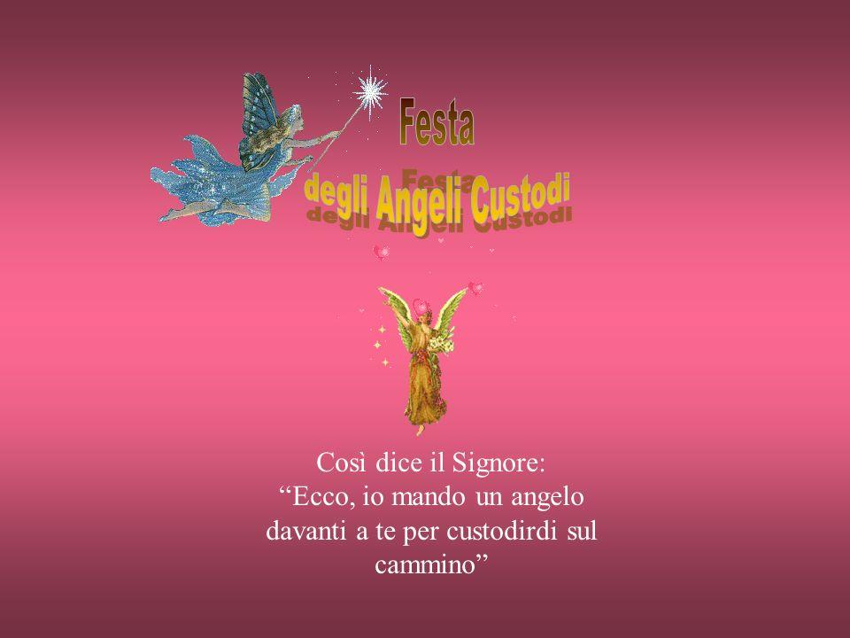 Festa degli Angeli Custodi