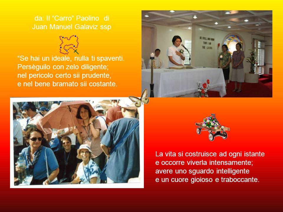 da: Il Carro Paolino di Juan Manuel Galaviz ssp