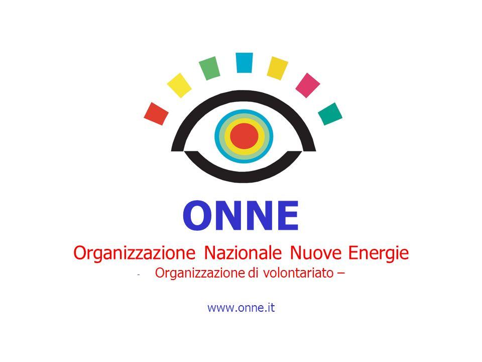 ONNE Organizzazione Nazionale Nuove Energie