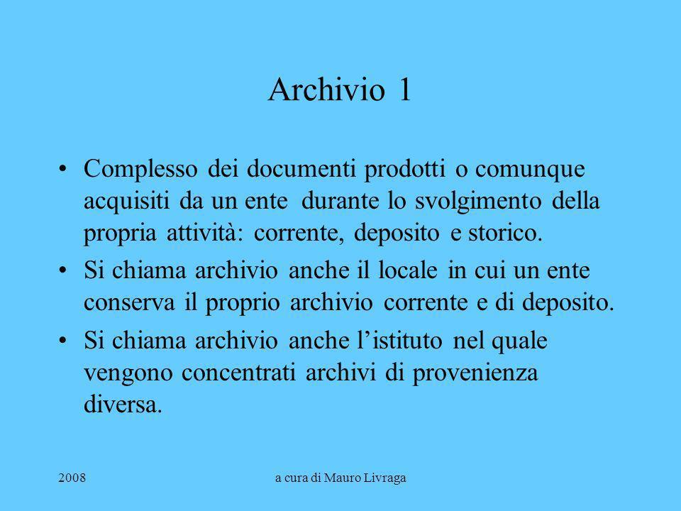 Archivio 1