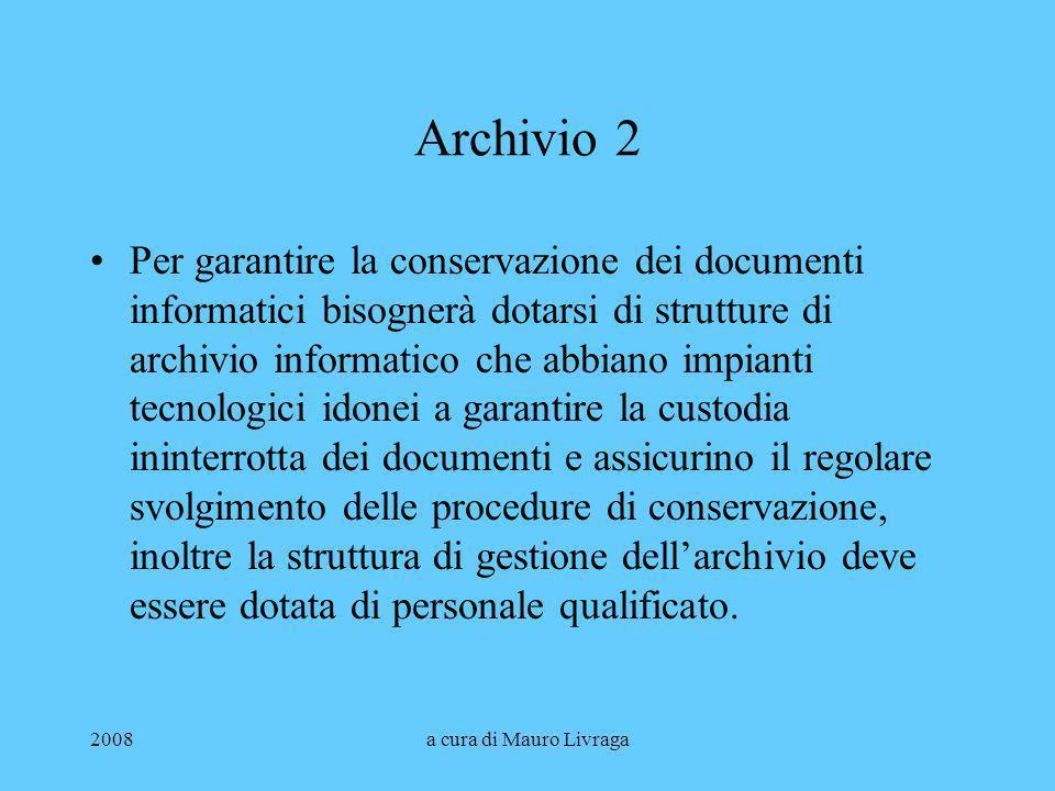 Archivio 2