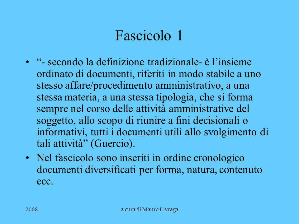 Fascicolo 1