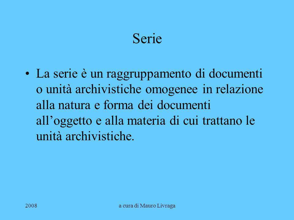 Serie