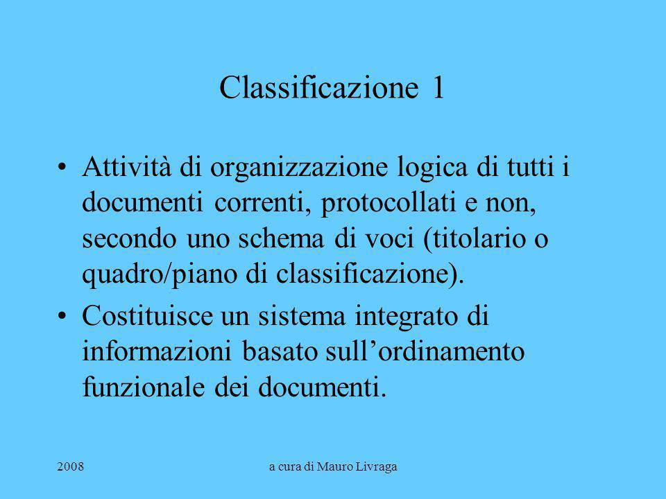 Classificazione 1