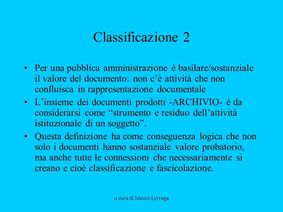 Classificazione 2