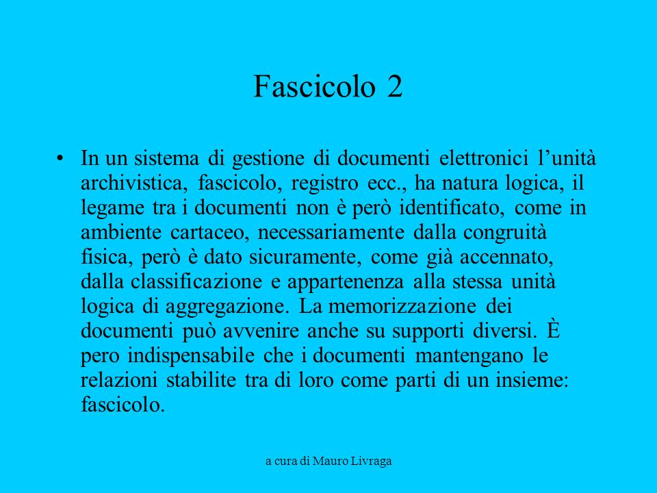 Fascicolo 2