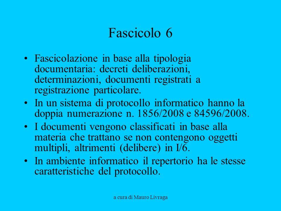 Fascicolo 6