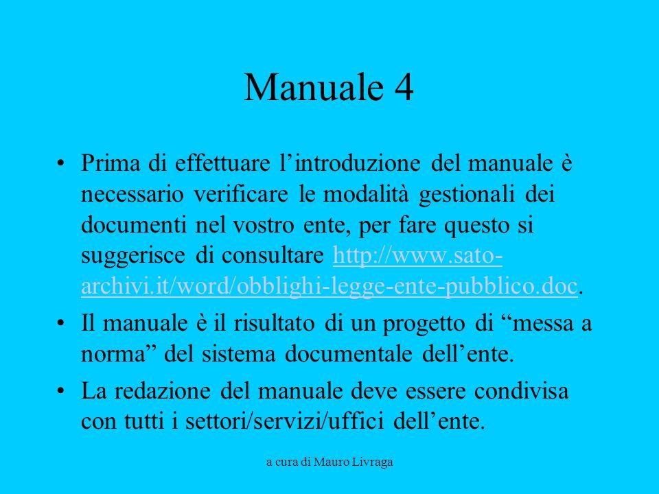 Manuale 4