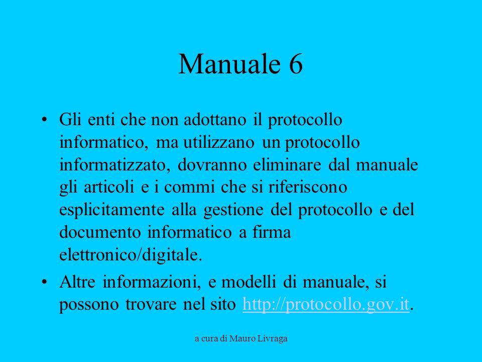 Manuale 6