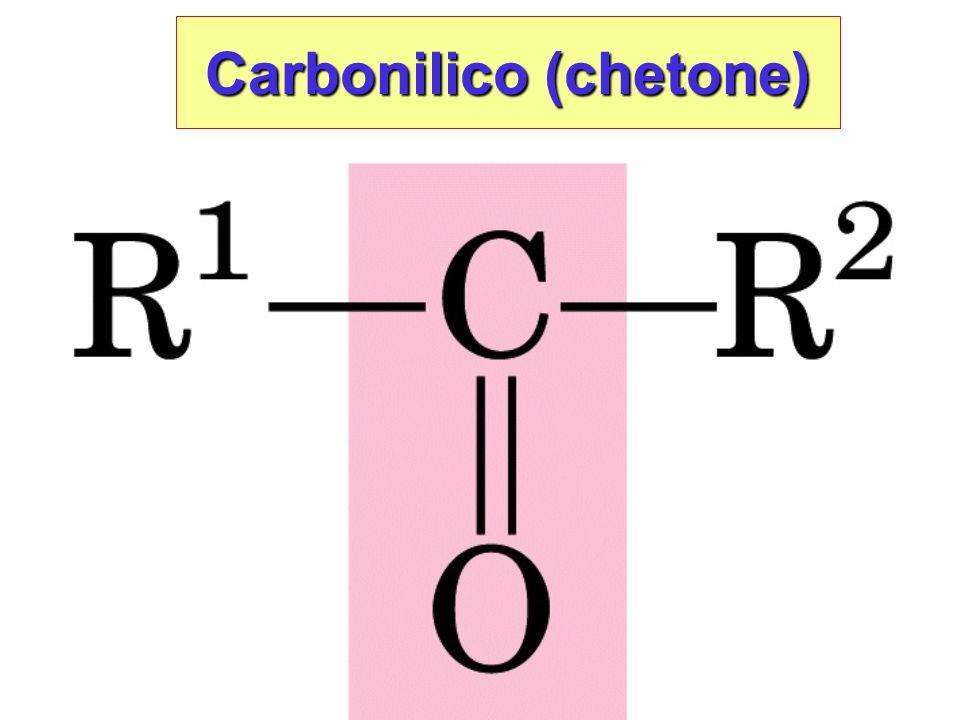 Carbonilico (chetone)